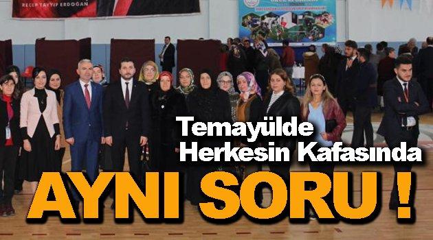 AK Parti Temayülünde Herkes Bu sorunun Cevabını Aradı !