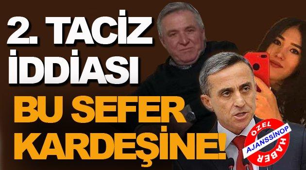 AK Partili Vekilin kardeşine Cinsel istismardan suç duyurusu!