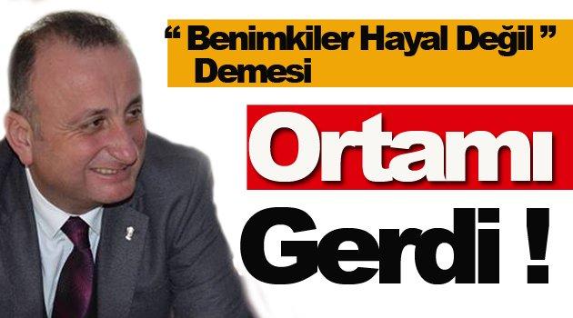 CHP'li Adaydan AK Parti Projelerine Üstü Kapalı Gönderme !