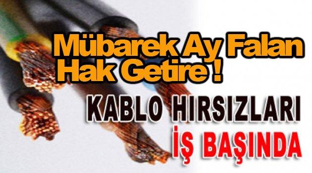Hırsızın Ramazanı olmuyor !