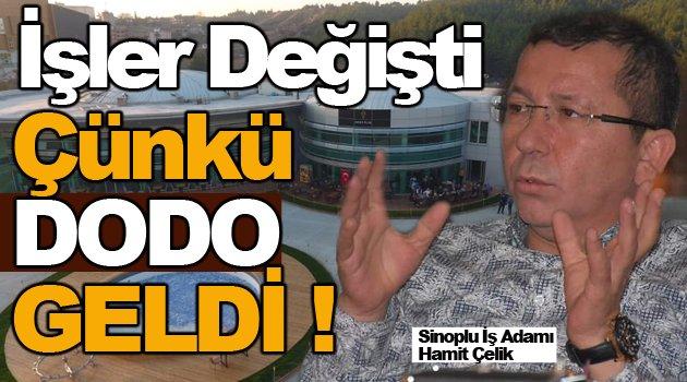 İş Adamı Çelik'ten Sinop'a Dev Yatırım !