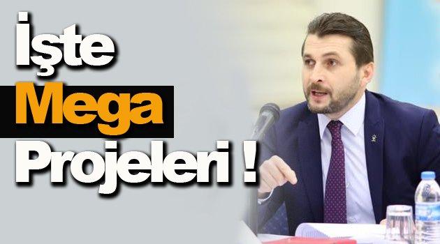 AK Partili Aday Projelerini Açıkladı !