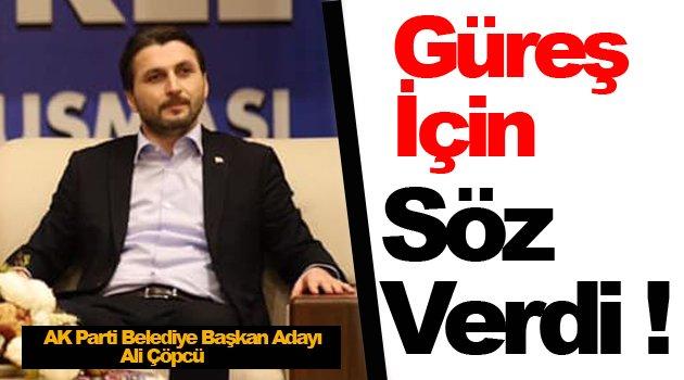 """AK Partili Adaydan  Güreş Cazgırına """"Sözüm Olsun"""" Cevabı !"""