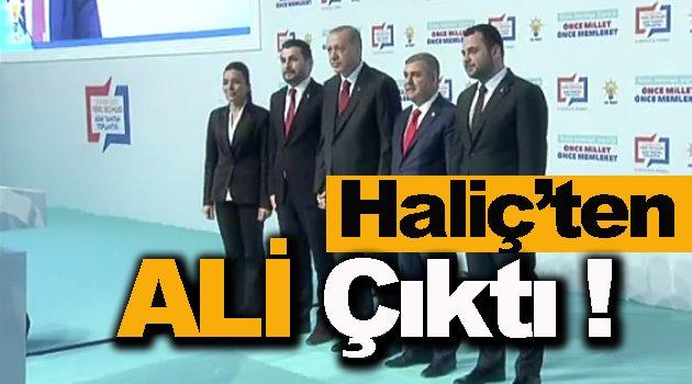 Ali Çöpcü Resmen Aday !