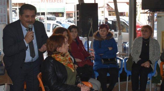 CHP Durağan Belediye Başkan adayı tanıtıldı