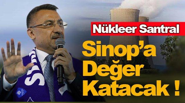 Cumhurbaşkanı Yardımcısı Fuat Oktay Nükleer Santral İçin Konuştu !