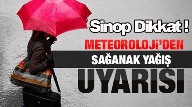 Dikkatli Olun Yağmur Geliyor !