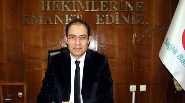 Sinop İl Sağlık Müdürü Erşan'dan sigarayı bırakın çağrısı