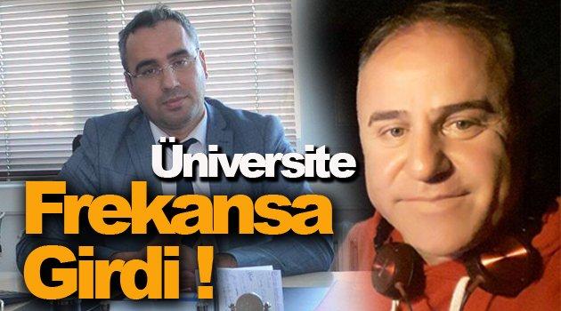 Sinop Üniversitesi, Reyting Emin'e Konuk Oldu