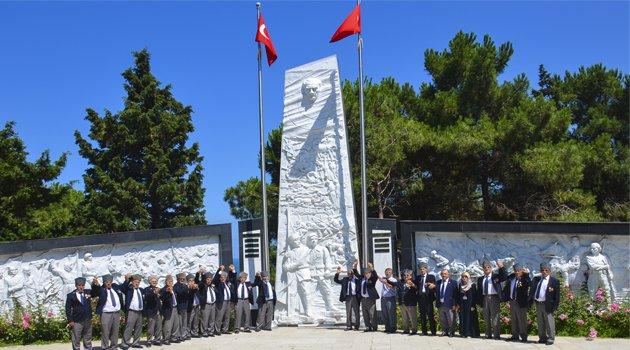 Sinop Üniversitesi  Sinoplu Kıbrıs Barış Harekâtı Gazilerimizi Unutmadı