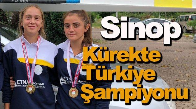 Sinoplu Ekip Türkiye Şampiyonu !