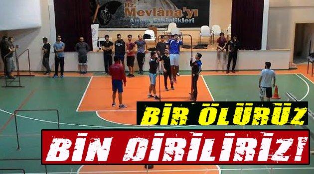 Sinoplu Özel Harekat Adayları Deli Fişek Gibi!