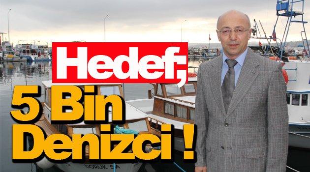 """Sinop'ta """"amatör denizci belgesi""""ne yoğun talep"""