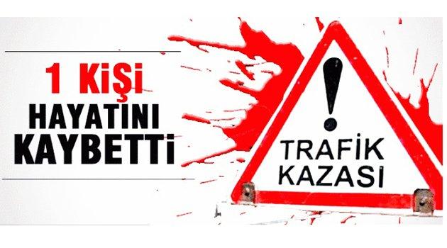 Sinop'ta otomobil uçuruma devrildi: 1 ölü