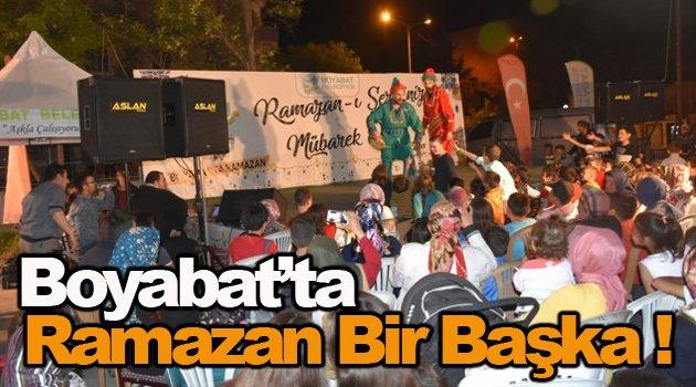 Sokakları Ramazan Kokuyor !