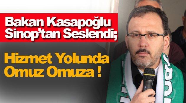 """Spor Bakanı Kasapoğlu; """"Ülkemiz son 17 yılda her alanda ciddi aşamalar kaydetti"""""""