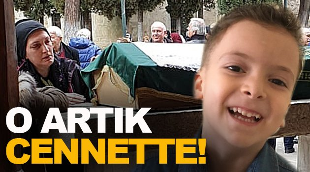 Minik Çınar'a son görev!