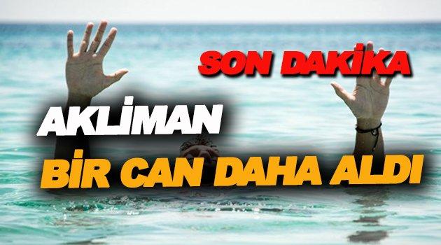 Sinop'ta denize giren kişi boğuldu