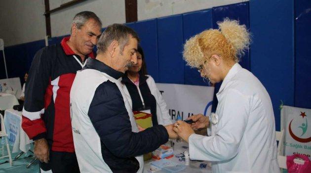 Sinop'ta diyabet farkındalık etkinliği düzenlendi