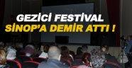 23. Gezici Film Festivali Sinop'ta Başladı