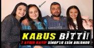 7 Aydır Kayıp Sinop'lu Esin Irak'ta Bulundu