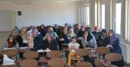Sinop'ta Kur'an Kursu Öğreticileri İle Toplantı Yapıldı