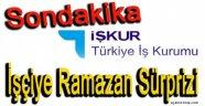 İşkur Çalışanlarına Ramazan Sürprizi