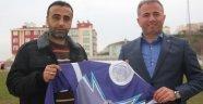 "Sinopspor'un Ana Sponsoru ""METROPOL"" Oldu"