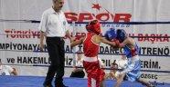 Minikler Türkiye Ferdi Boks Şampiyonası başladı