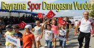 Zafer Bayramına Gençlik Spor'dan Büyük Katılım