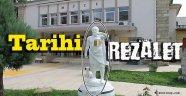 Müze'de Tarihi Rezalet !!!