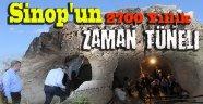Sinop'un 2700 Yıllık Zaman Tüneli