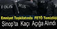 Sinop'ta Kaç Polis Açığa Alındı ?