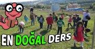 Sinop'un En Doğal Ders Projesi