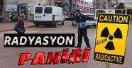 Sinop'ta Radyasyon Paniği!
