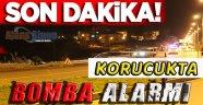 Sinop'ta Bomba Paniği!