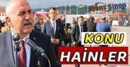 Vali İpek Bayram Konuşmasında 15 Temmuz'a Değindi