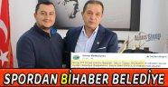 Sinop Belediyesi Spordan Bihaber Gidiyor!