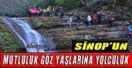 Sinop'un Mutluluk Göz Yaşlarına Yolculuk