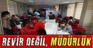 Kan Bağışı İçin Müdürlüğü Bir Anda Revire Çevirdiler!
