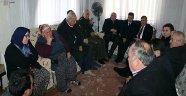Vali İpek'ten Kaza Sonrası Taziye Ziyareti