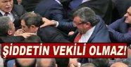 Mecliste Utandıran Kavga!