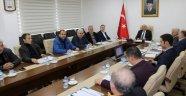 Vali İpek Başkanlığında Müteşebbis Heyet Toplantısı