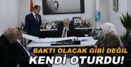 Başbakan CHP'li Belediye Başkanlığı Makamında!