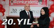 Karadeniz'in 20. Yıl Kutlaması