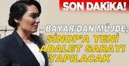 BAŞSAVCI BAYAR'DAN  YENİ ADALET SARAYI MÜJDESİ!