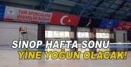 13 İlden 200 Sporcu Sinop'ta Yarışacak