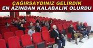 25 Kişi İle Atık Pil Konferansı
