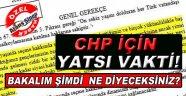 CHP İçin Yatsı Vakti!