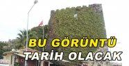 Sinop Kalesi Artık Böyle Görünmeyecek!